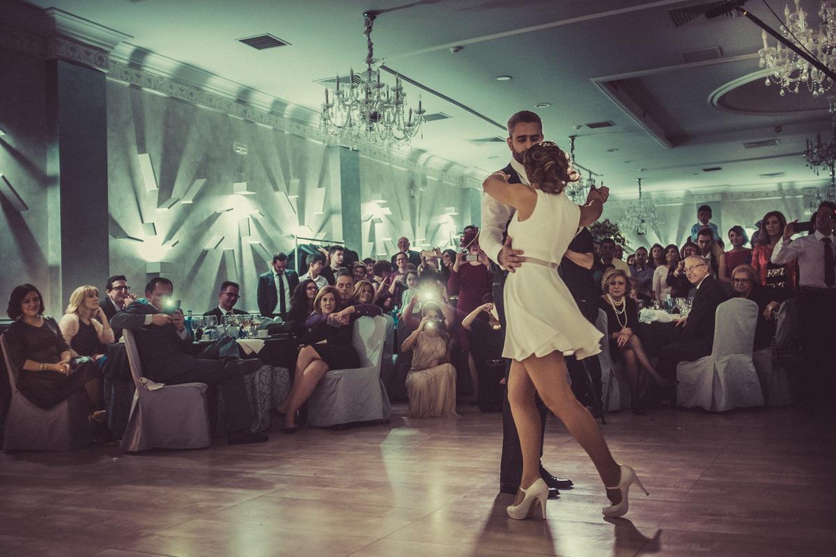 Baile Novios de Boda en Salones Posada Real Albacete